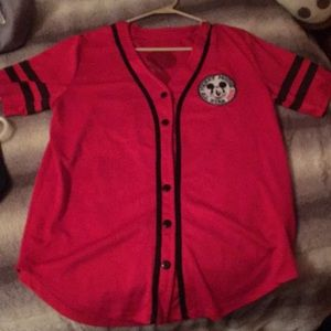 Tops - Mickey Mouse Jersey